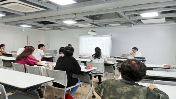 高千穂大学環境教育インストラクター養成講座